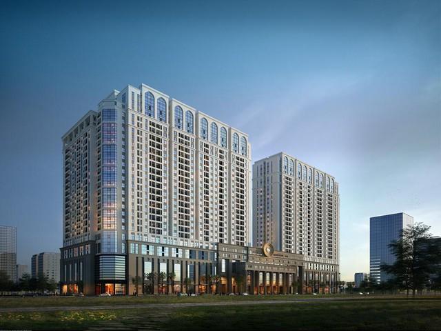 Roman Plaza với vị trí hấp dẫn, giá cả hợp lý, tiện ích vượt trội ngày càng thu hút nhiều khách hàng.