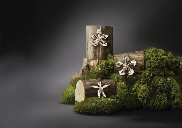 Dây chuyền hoa lan là tác phẩm tinh túy được nhiều người săn đón và mong muốn sở hữu.