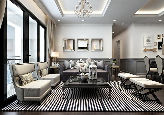 Thiết kế căn hộ sang trọng với những đường nét tinh xảo của dự án Sunshine Riverside cùng với hệ thống tiện ích 5 sao đáp ứng mọi nhu cầu hưởng thụ cuộc sống của cư dân.