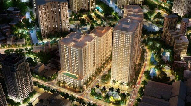 Chỉ cần thanh toán 35% tổng giá trị căn hộ, tương đương khoảng 580 triệu đồng khách hàng đã có thể sở hữu ngay căn hộ tại New Horizon City và dọn về ở ngay.