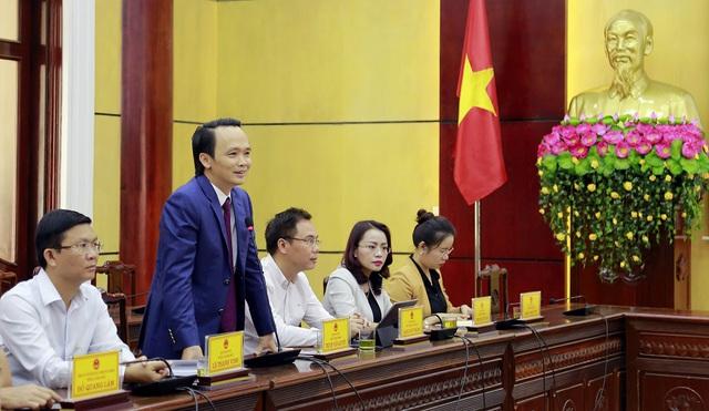 Đối với Bắc Ninh, ông Trịnh Văn Quyết nhấn mạnh tỉnh nhà được đánh giá rất cao về lĩnh vực công nghiệp.