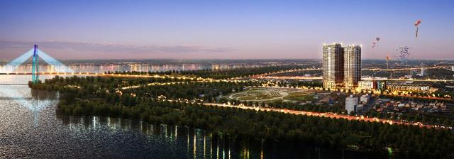 Khu vực Tây Hồ Tây là nơi giới thượng lưu lựa chọn làm nơi an cư.