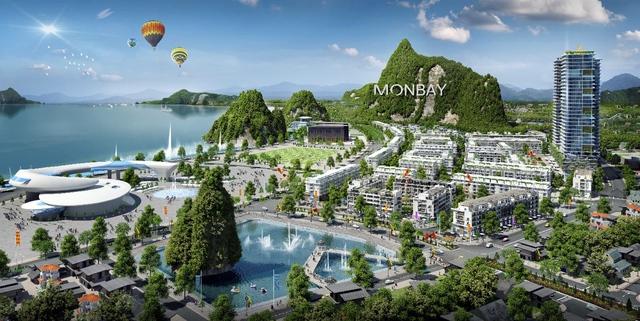 Dự án Mon Bay Hạ Long.