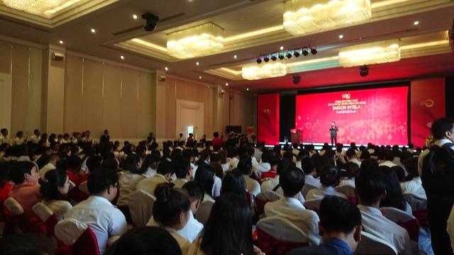 Khu căn hộ thông minh ven sông Saigon Intela vừa chính thức công bố ra thị trường.