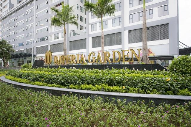 Dự án Imperia Garden, 203 Nguyễn Huy Tưởng đã bắt đầu được tiến hành bàn giao căn hộ kể từ tháng 5/2017 theo đúng tiến độ đã cam kết.