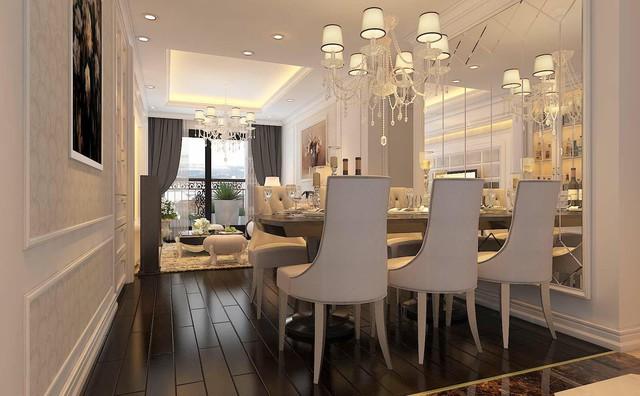 Thiết kế căn hộ của dự án Sunshine Palace chinh phục được khách hàng bởi sự hiện đại, tinh tế và sang trọng.