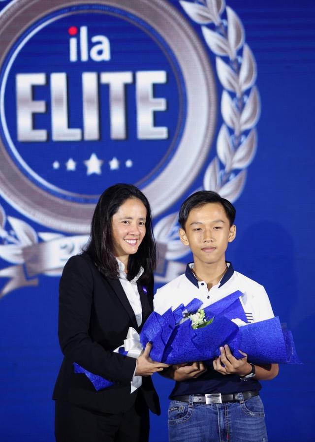 Nguyễn Thành Trung, cậu bé đang nuôi ước mơ trở thành nhà vật lý học.