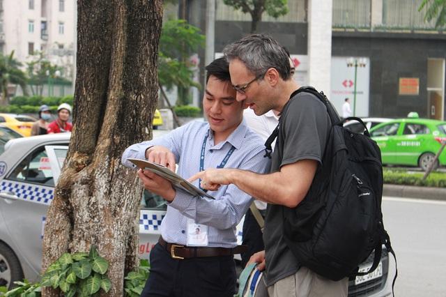 Các căn hộ dự án The Golden Palm thu hút sự quan tâm của nhiều khách hàng người nước ngoài.