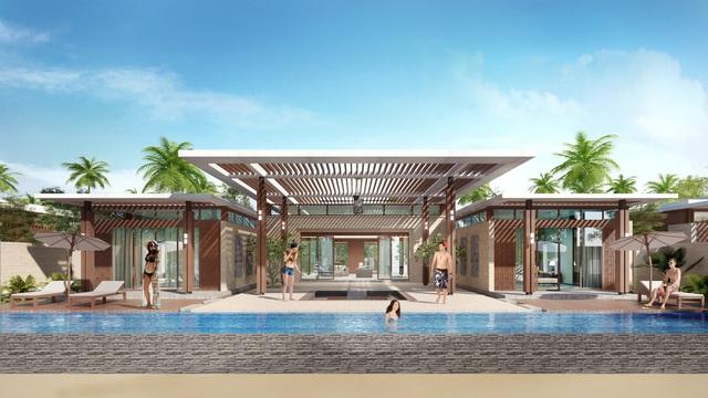 Pan Pacific Danang Resort – tổ hợp dự án 5*+ bao gồm khu Vanesea Villa, Vanesea Sky Villa & Condotel và Khách sạn.