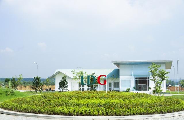Các công trình hạ tầng và tiện ích tại Khu đô thị The Viva City đã tương đối hoàn thiện.