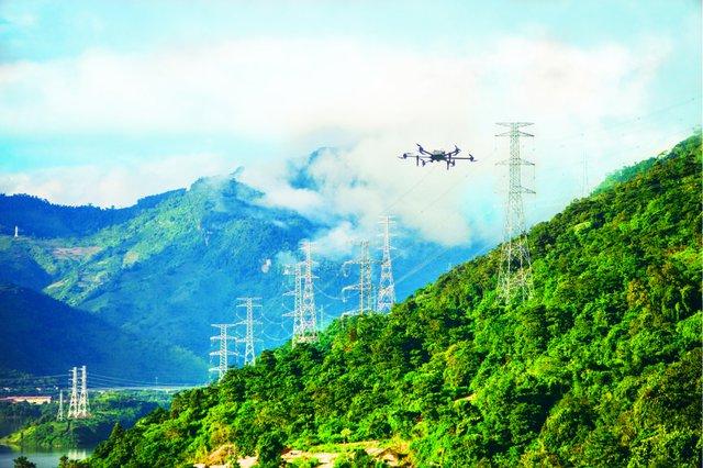 Công nghệ Navifly hiện đại giúp việc thi công các công trình thuận tiện, dễ dàng.