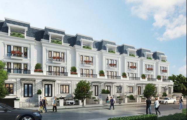Vẻ tinh tế đến từ khu phố Pháp với lối kiến trúc Châu Âu thuần khiết.