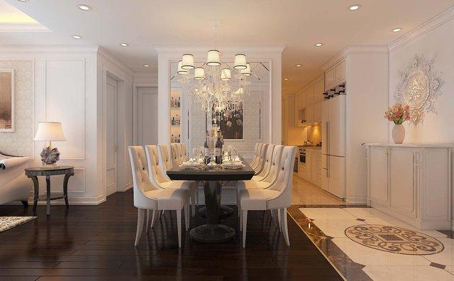 Thiết kế căn hộ sang trọng, hiện đại, nội thất 5 sao đẳng cấp của Sunshine Palace chinh phục các khách hàng khó tính nhất.