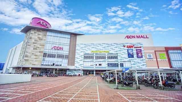 AEON MALL Việt Nam đặt mục tiêu xây dựng 20 TTTM đến năm 2025.