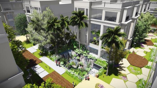 Phối cảnh dự án La Casa Villa.