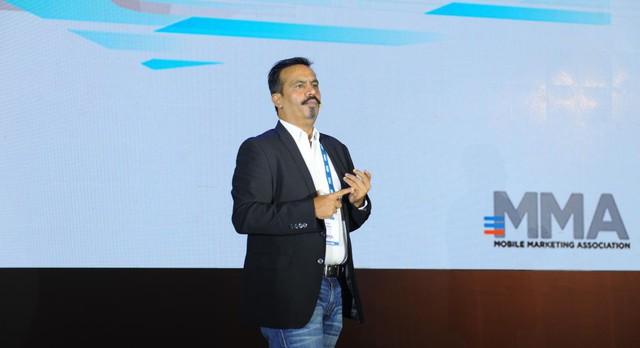 """Ông Rohit Dadwal: """"MMA Forum sẽ là nơi chấp cánh cho những ý tưởng Mobile marketing mới""""."""