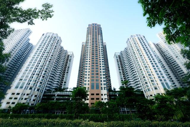 Dự án Mulberry Lane là tòa nhà đầu tiên ở Hà Nội đạt chứng chỉ chuẩn xanh BCA của Chính phủ Singapore.