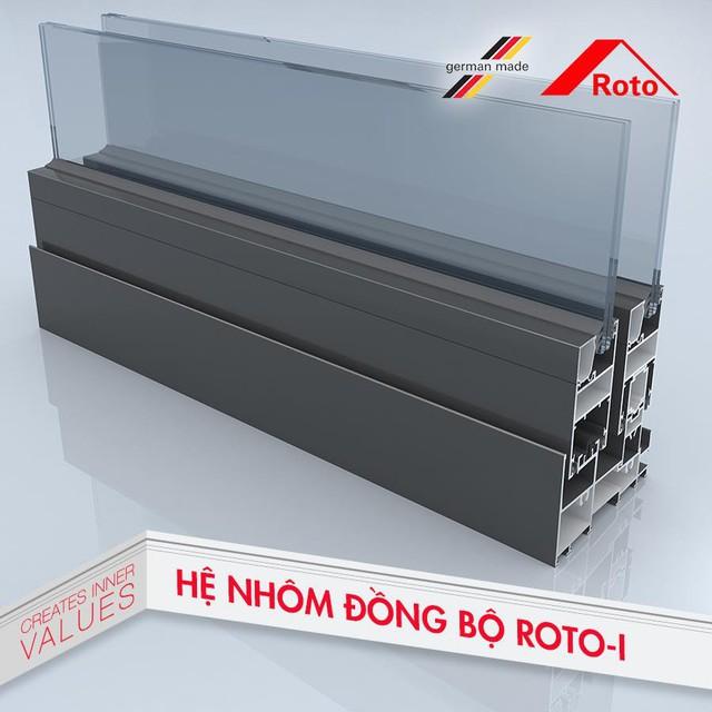Hiện nay, hệ nhôm RotoI có mặt trên thị trường Việt Nam gồm có 2 loại: có cầu cách nhiệt và không cầu cách nhiệt, phù hợp với từng nhu cầu sử dụng của mỗi gia đình.
