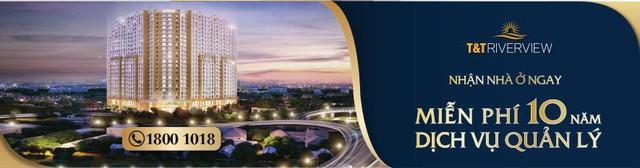 T&T Riverview với những chính sách ưu đãi hấp dẫn, đã hoàn thiện cơ sở hạ tầng, dịch vụ, sẵn sàng bàn giao để cư dân dọn về ở ngay.