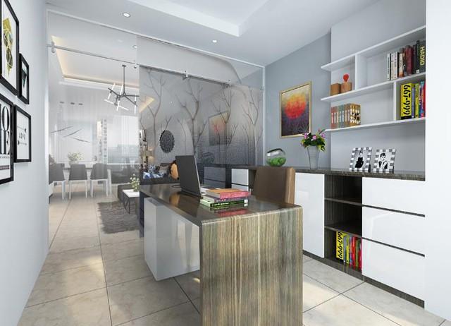 Tặng gói thiết kế nội thất thông minh có sẵn trị giá 50 triệu đồng.