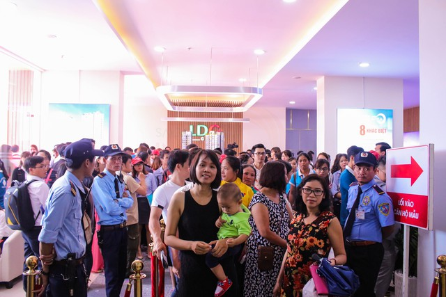 Với tiêu chuẩn thông minh và nhiều khác biệt, Saigon Intela được nhiều khách hàng quan tâm.