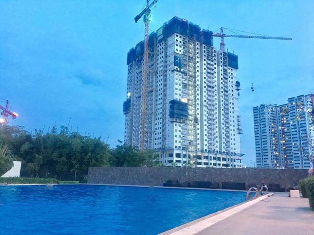 Dự án The TWO Residence sẽ được bàn giao vào tháng 2 năm 2018.