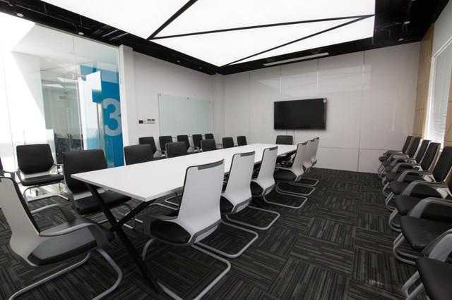 Hệ thống smart office được điều khiển hoàn toàn bằng giọng nói, smartphone.