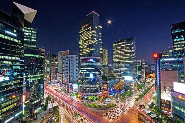 Gangnam – Giấc mơ về chốn an cư của nhiều du khách khi đến Hàn Quốc.