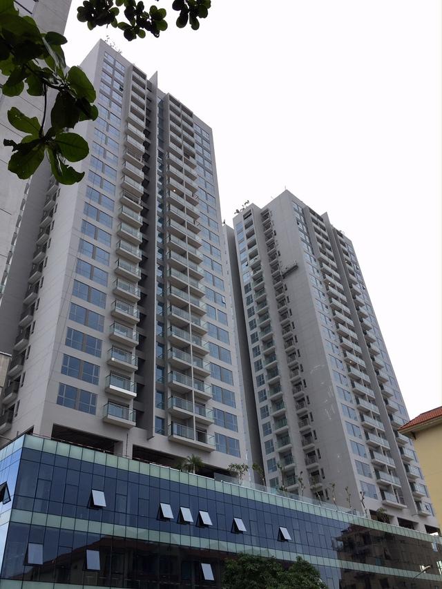 Toàn bộ dự án Rivera Park Sài Gòn đã sẵn sàng đón những cư dân đầu tiên về ở.