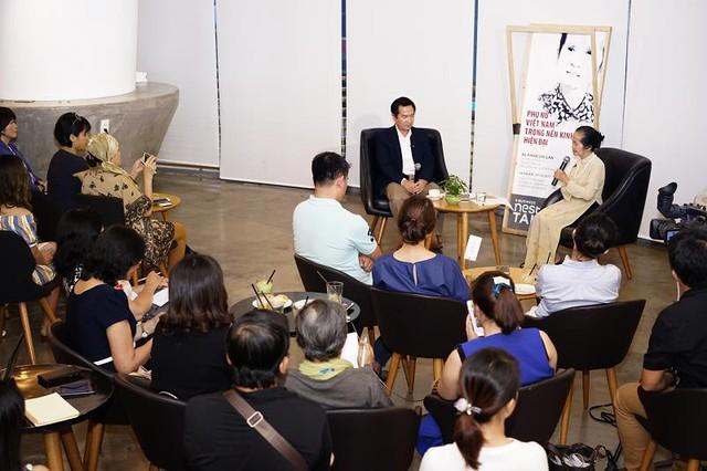 Chuyên gia kinh tế Phạm Chi Lan bàn về sự tự chủ của phụ nữ trong nền kinh tế hiện đại - Ảnh 1.