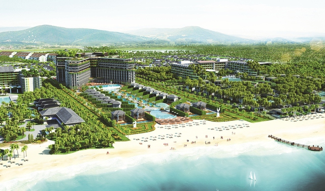 Best Western Premier Sonasea Phu Quoc là dự án thứ hai ở Phú Quốc mà CEO Group đang tích cực triển khai.