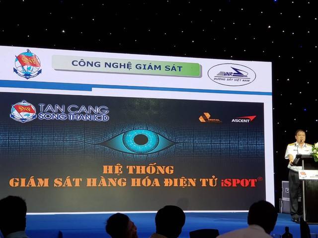 Ông Nguyễn Thành Sơn (Giám Đốc – Công ty CP ICD Tân Cảng Sóng Thần).