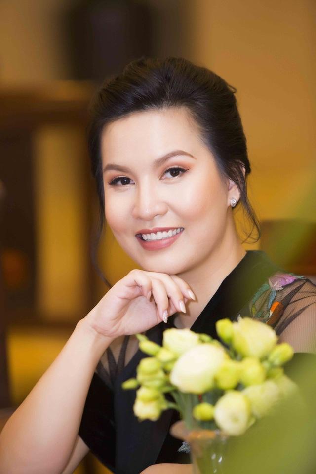 Bà Bùi Thị Phương Chi - Giám đốc Kênh Tuyền hình VITV.