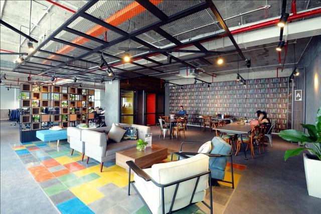 Dreamplex coworking space sẽ là chìa khóa cho bài toán không gian chung của Officetel.