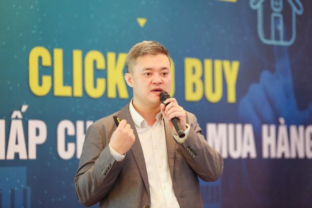 Ông Dương Đức Hiển – Giám đốc BPKD nhà ở Savills Hà Nội.