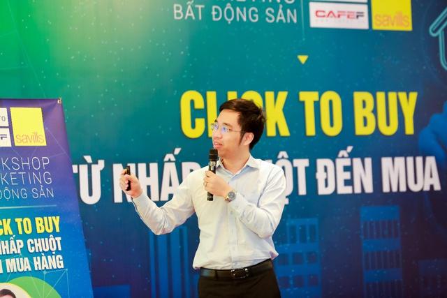 Ông Hoàng Anh Tuấn – GĐ Công nghệ VCCorp.