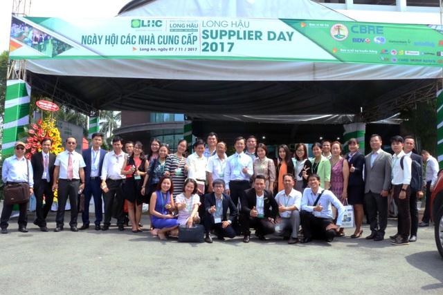 Sự kiện thu hút hơn 300 doanh nghiệp tham dự, trong đó có đoàn doanh nghiệp Eurocham – Hiệp hội doanh nghiệp Châu Âu tại Việt Nam và đoàn CLB Doanh nhân Sài Gòn.