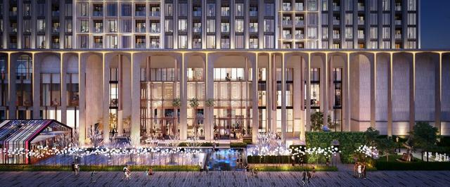 Coco Wonderland Resort – Một dự án thành phần Cocobay mới ra mắt thị trường.
