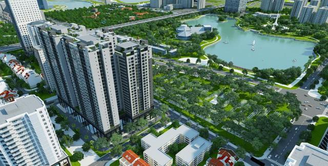 Việt Đức Complex – Nơi gắn kết tổ ấm của bạn.