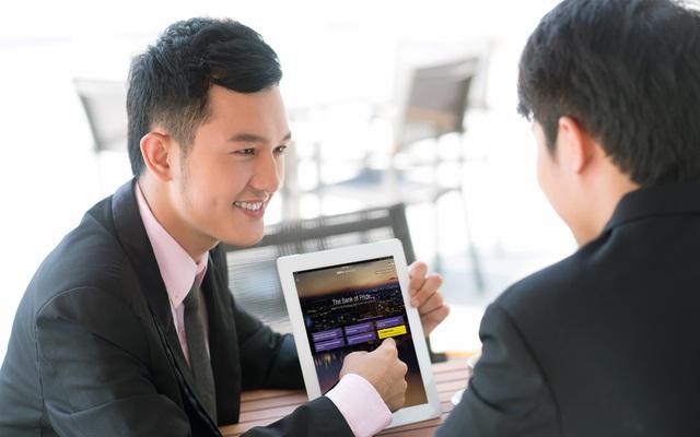 Giao dịch ngân hàng vô cùng thuận tiện ngay tại nhà với dịch vụ Ngân hàng Kỹ thuật số tận nơi của Ngân hàng Shinhan.