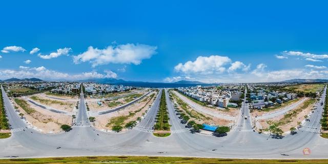 Kim Long City Liên Chiểu toạ lạc ở địa điểm đẹp của quận Liên Chiểu.