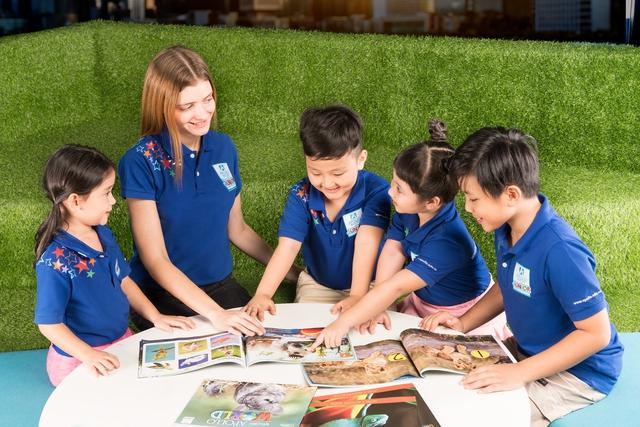 Ra mắt hệ thống Đào tạo Công dân Toàn Cầu AGLS, Apollo English tiếp tục tiên phong mang đến môi trường học tập quốc tế tiên tiến bậc nhất tới trẻ em Việt Nam.