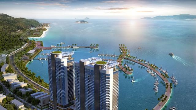 Nha Trang là thị trường có số lượng giao dịch condotel lớn so với các thị trường nghỉ dưỡng khác.