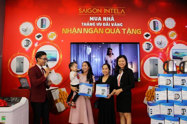 Trải nghiệm không gian sống ở khu căn hộ chung cư mẫu Saigon Intela, bạn có thời cơ nhận nhiều giải thưởng quyến rũ.
