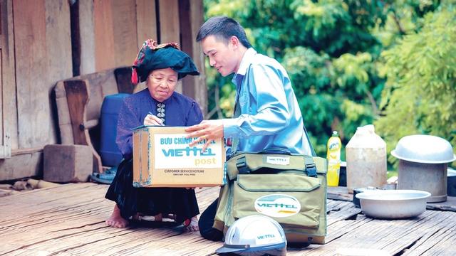 Viettel hiện diện ở khắp mọi nơi, trên nhiều lĩnh vực.