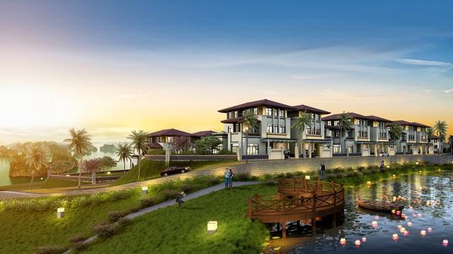 Khách sạn 5 sao trong quần thể FLC Ha Long Bay Golf Club & Luxury Resort.
