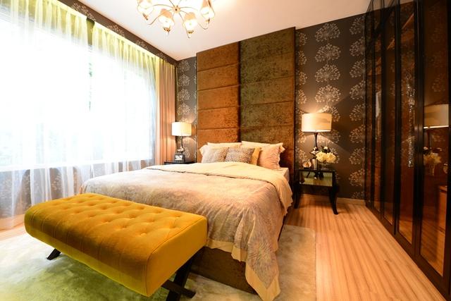 Các căn hộ lý tưởng với hệ thống ánh sáng và thông gió tự nhiên.