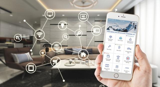 Công nghệ thông minh của Sunshine Group giúp các cư dân mua nhà có cơ hội trải nghiệm nhiều tiện ích vượt trội.