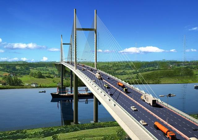 Nhiều dự án hạ tầng trọng điểm tạo nên lợi thế cho cả khu Đông, đặc biệt là KĐT Cát Lái, Quận 2.