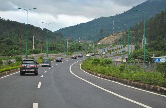 Tuyến đường cao tốc Dầu Giây – Liên Khương kết nối tỉnh Đồng Nai và Lâm Đồng.